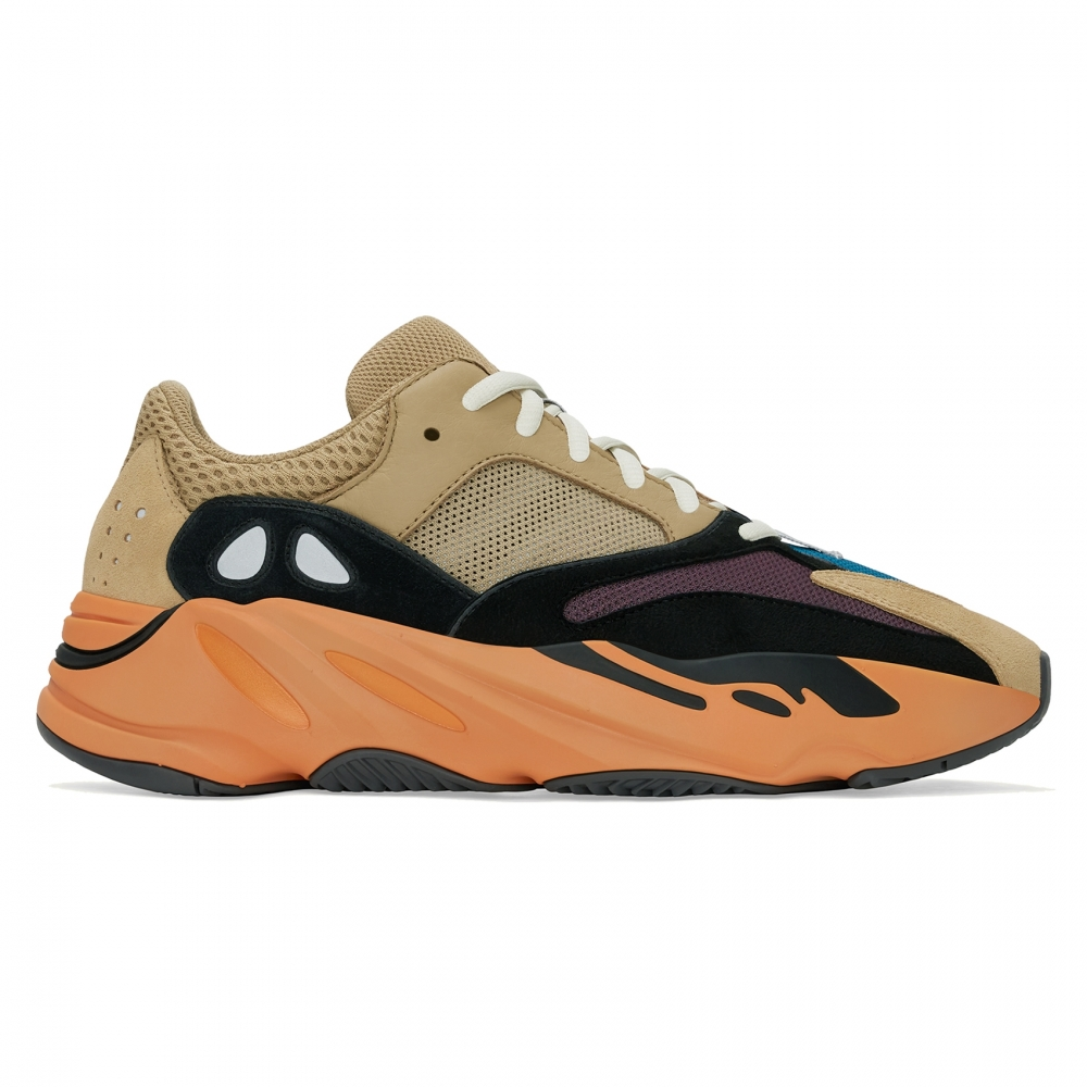 adidas YEEZY BOOST 700 'Enflame Amber' (Enflame Amber/Enflame Amber/Enflame Amber)