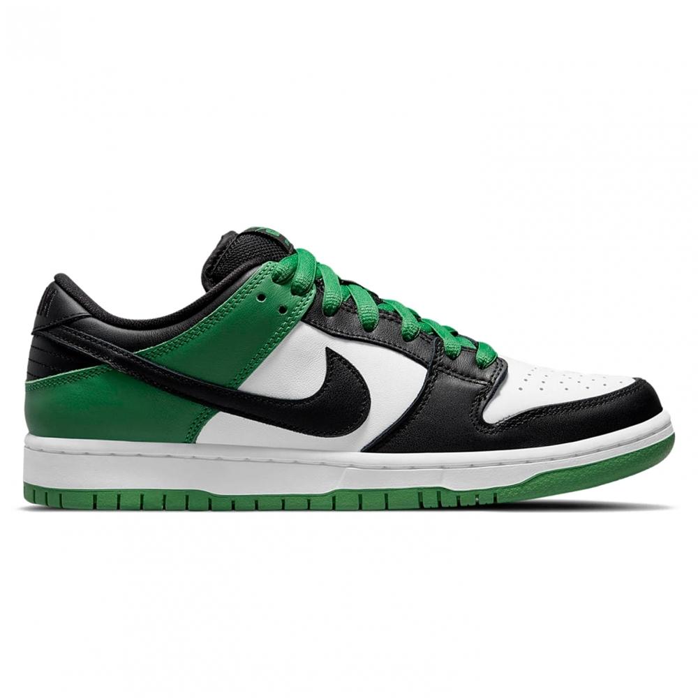 Nike SB Dunk Low Pro 'Classic Green' (Classic Green/Black-White-Classic Green)