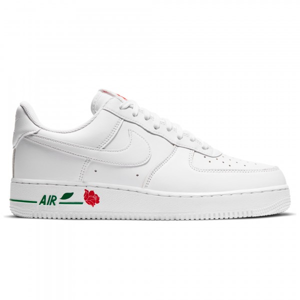 Nike Air Force 1 '07 LX 'Have a Nice Day Bag' (White/White-University Red-Pine Green)